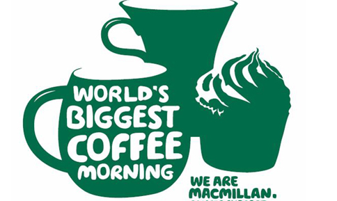 World's Biggest Coffee Morning: MacMillan Cancer Care