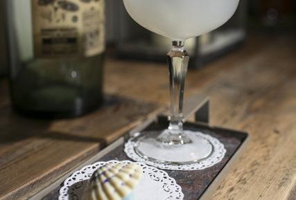 Elixir Tonics and Treats: New Menu