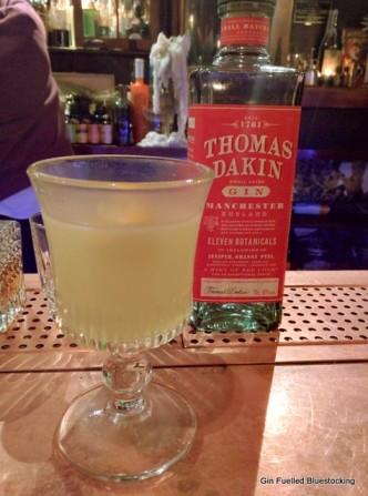 Thomas Dakin Gin: Cocktail Showdown
