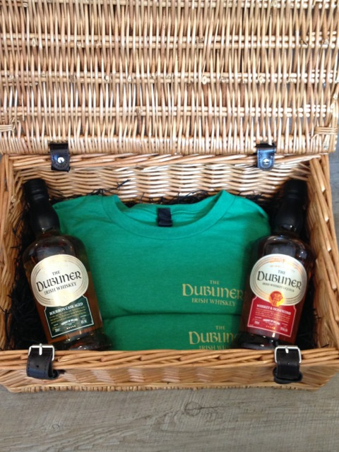 Win with Dubliner Whiskey