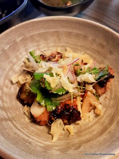 Restaurant Review: Yuu Kitchen, London : Gin Fuelled Bluestocking